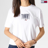 /achat-t-shirts/tommy-hilfiger-jeans-tee-shirt-femme-embroidery-graphic-6721-blanc-182982.html