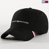 /achat-casquettes-de-baseball/tommy-hilfiger-casquette-uptown-4849-noir-183054.html