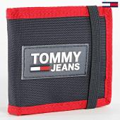 /achat-portefeuilles/tommy-hilfiger-portefeuille-urban-mini-5020-bleu-marine-rouge-183093.html