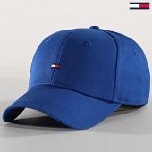 /achat-casquettes-de-baseball/tommy-hilfiger-casquette-bb-bleu-roi-183100.html