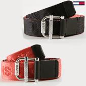 /achat-ceintures/tommy-hilfiger-ceinture-femme-reversible-webbing-aw0aw06978-orange-183129.html