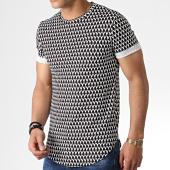 /achat-t-shirts-longs-oversize/uniplay-tee-shirt-oversize-uy411-noir-blanc-183014.html