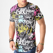 /achat-t-shirts-longs-oversize/uniplay-tee-shirt-oversize-t611-noir-183017.html