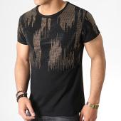 /achat-t-shirts/uniplay-tee-shirt-a-strass-zs012-noir-dore-183121.html