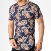 /achat-t-shirts-longs-oversize/uniplay-tee-shirt-oversize-kxt-33-bleu-marine-bandana-183139.html