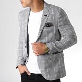 /achat-blazers/uniplay-veste-blazer-z2274-blanc-noir-183141.html
