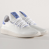 /achat-baskets-basses/adidas-baskets-tennis-hu-pharrell-williams-bd7521-footwear-white-real-lilac-183364.html
