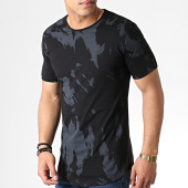 /achat-t-shirts-longs-oversize/ikao-tee-shirt-oversize-f527-noir-gris-anthracite-183397.html