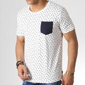 /achat-t-shirts/esprit-tee-shirt-poche-a-rayures-069cc2k017-blanc-bleu-marine-183356.html
