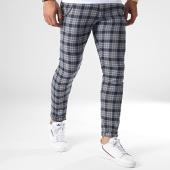 /achat-pantalons-carreaux/ikao-pantalon-carreaux-f574-bleu-marine-gris-183391.html