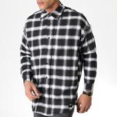 /achat-chemises-manches-longues/sixth-june-chemise-manches-longues-a-carreaux-m3408vsh-gris-clair-gris-anthracite-183312.html