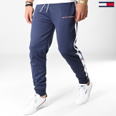 /achat-pantalons-joggings/tommy-sport-pantalon-jogging-avec-bandes-tape-0118-bleu-marine-183341.html