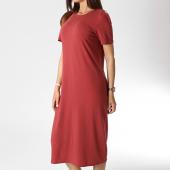 /achat-robes/vero-moda-robe-femme-gava-rouge-brique-183275.html
