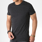 /achat-t-shirts/calvin-klein-tee-shirt-hero-aop-2755-noir-blanc-183435.html
