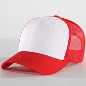 /achat-trucker/flexfit-casquette-trucker-retro-coloured-front-rouge-blanc-183569.html