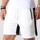 /achat-shorts-jogging/frilivin-short-jogging-a-bandes-bm1130-blanc-noir-183657.html