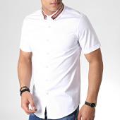 /achat-chemises-manches-courtes/frilivin-chemise-manches-courtes-ap7250-blanc-rouge-dore-183672.html