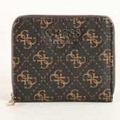 /achat-portefeuilles/guess-portefeuille-femme-sg740937-marron-dore-183482.html