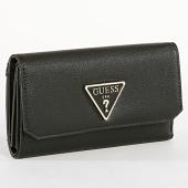 /achat-portefeuilles/guess-portefeuille-femme-vg740565-noir-dore-183557.html