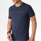 /achat-t-shirts/guess-tee-shirt-m93i55j1300-bleu-marine-183735.html