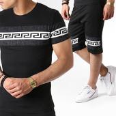 /achat-ensembles-survetement/john-h-ensemble-tee-shirt-et-short-a-strass-es08-noir-blanc-argente-183517.html