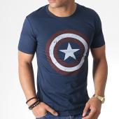 /achat-t-shirts/captain-america-tee-shirt-meamercts036-bleu-marine-183703.html