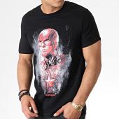 /achat-t-shirts/captain-america-tee-shirt-captain-america-meendgmts056-noir-rouge-183707.html