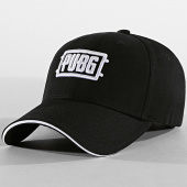 /achat-casquettes-de-baseball/pubg-casquette-logo-noir-183714.html