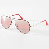 /achat-lunettes-de-soleil/ray-ban-lunettes-de-soleil-femme-aviator-mirror-3025-rose-183467.html