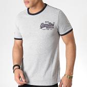 /achat-t-shirts/superdry-tee-shirt-vintage-logo-ringer-cali-m10190kt-gris-chine-bleu-marine-183625.html