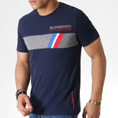 /achat-t-shirts/superdry-tee-shirt-trophy-tricolore-line-m10146su-bleu-marine-gris-chine-183631.html