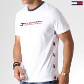 /achat-t-shirts/tommy-sport-tee-shirt-de-sport-tape-0108-blanc-183590.html