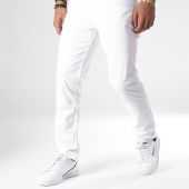 /achat-jeans/american-people-jean-slim-prince-blanc-183752.html