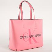 /achat-sacs-sacoches/calvin-klein-sac-a-main-femme-sculpted-monogram-5521-rose-183776.html