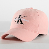 /achat-casquettes-de-baseball/calvin-klein-casquette-femme-j-monogram-rose-183792.html