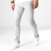 /achat-pantalons-carreaux/classic-series-pantalon-a-carreaux-3123-gris-clair-chine-183810.html