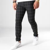 /achat-pantalons-carreaux/classic-series-pantalon-a-carreaux-3126-noir-183828.html