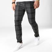 /achat-pantalons-carreaux/classic-series-pantalon-a-carreaux-3130-noir-183913.html