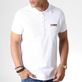 /achat-polos-manches-courtes/diesel-polo-manches-courtes-t-weet-div-00sy86-0bawh-blanc-183988.html
