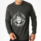 /achat-sweats-col-rond-crewneck/dragon-ball-z-sweat-crewneck-vegeta-abyswe034-gris-anthracite-chine-183873.html
