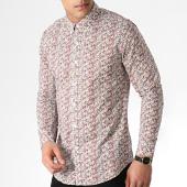 /achat-chemises-manches-longues/mtx-chemise-manches-longues-z212s-blanc-rouge-floral-183798.html