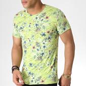 /achat-t-shirts/mtx-tee-shirt-tm0182-vert-clair-floral-183946.html