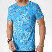 /achat-t-shirts/mtx-tee-shirt-tm0182-bleu-clair-floral-183958.html
