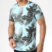/achat-t-shirts/mtx-tee-shirt-tm0182-bleu-clair-floral-183971.html