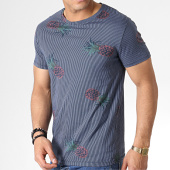 /achat-t-shirts/mtx-tee-shirt-zt5048-bleu-marine-bleu-clair-183975.html