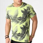 /achat-t-shirts/mtx-tee-shirt-tm0182-vert-clair-floral-183983.html