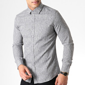 /achat-chemises-manches-longues/mtx-chemise-manches-longues-a-rayures-1971-gris-anthracite-chine-184008.html