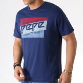 /achat-t-shirts/pepe-jeans-tee-shirt-dominik-bleu-marine-183768.html