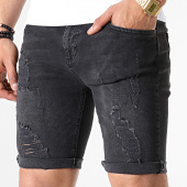 /achat-shorts-jean/siksilk-short-jean-skinny-distressed-13006-noir-183892.html