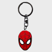 /achat-porte-clefs/spider-man-porte-cles-abykey166-rouge-metal-183843.html